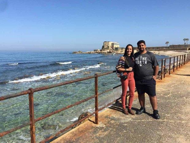 Cesareia Marítma - Norte de Israel