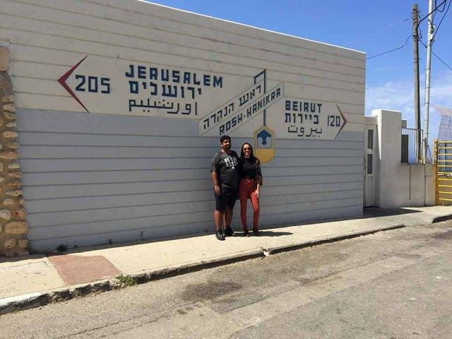 Fronteira de Israel com Líbano
