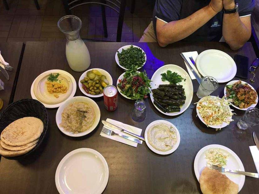 Comida mediterrânea