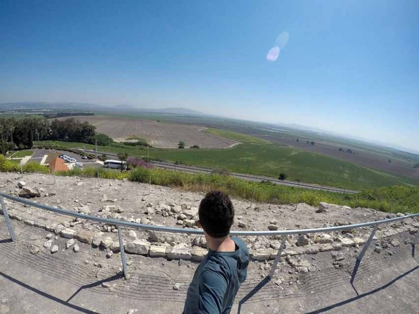 Parque Nacional Megiddo