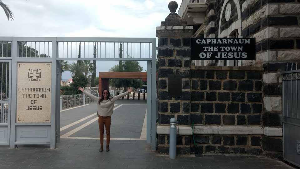 Cidade de Carfanaum