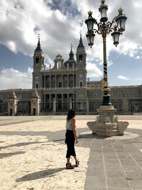 Catedral de Almudena Madri