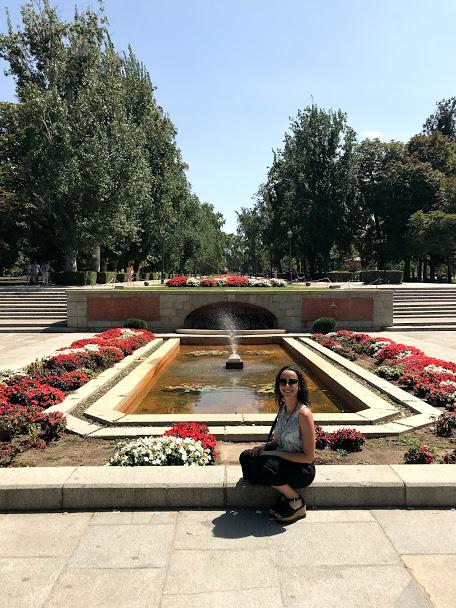 Parque Del Retiro - Madri