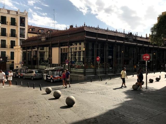Mercado San Miguel Madri