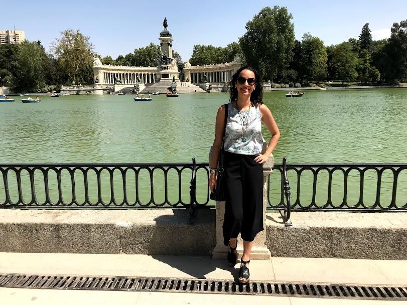 Monumento Afonso XII - Madrid