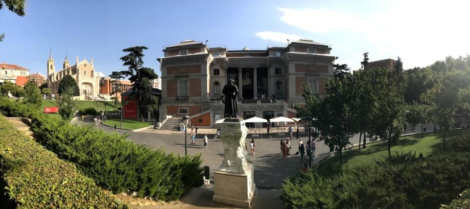 Museu do Prado Madri
