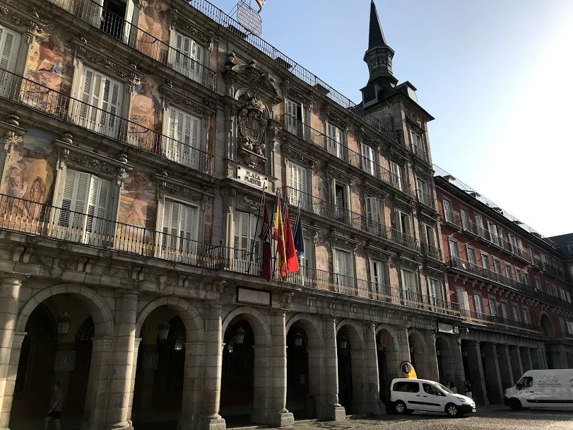 Plaza Major - Madrid