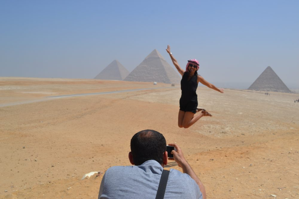 Roteiro 1 dia Cairo
