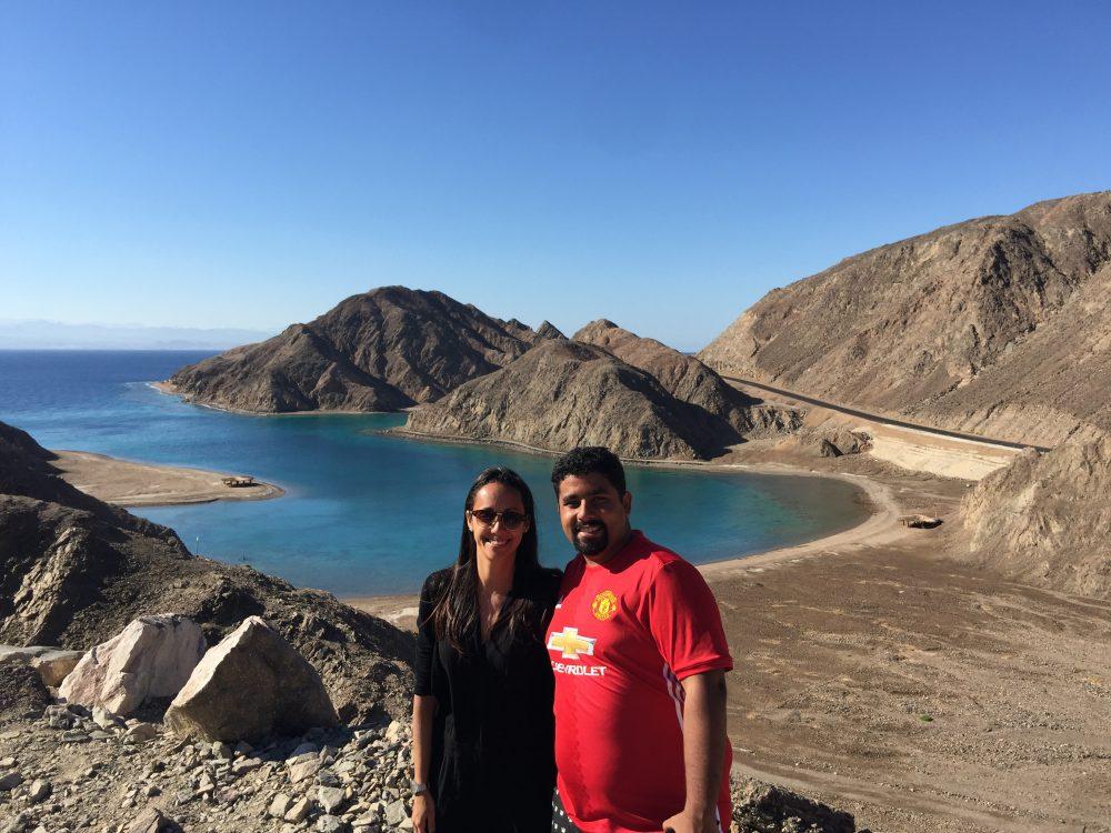 Indo de Taba para Sinai