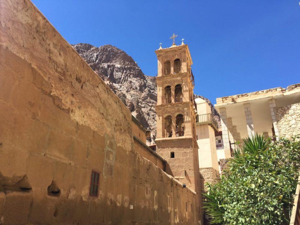 Mosteiro Santa Catarina - Sinai-Egito