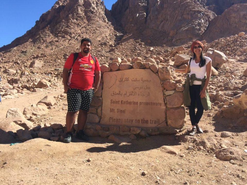 Como ir ao Monte Sinai - Egito