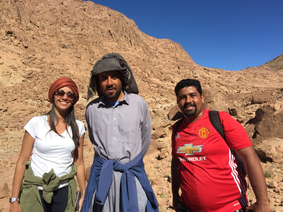 Guia Monte Sinai - Egito
