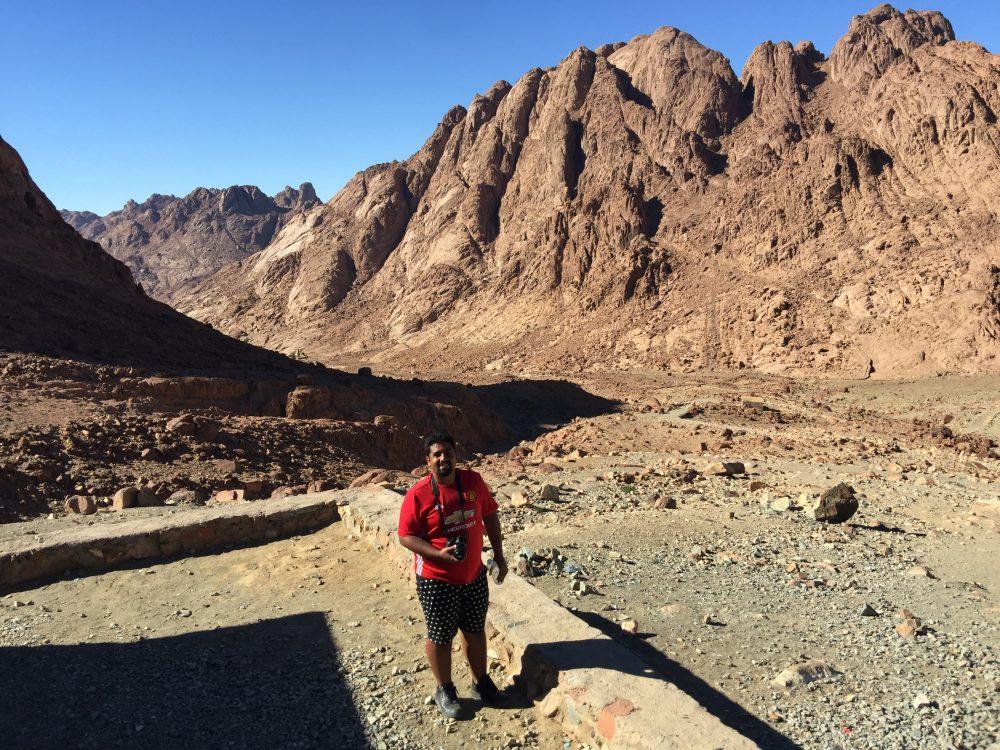 Dicas monte Sinai Egito
