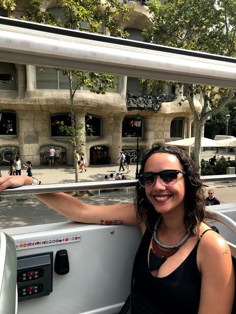 onibus turistico barcelona