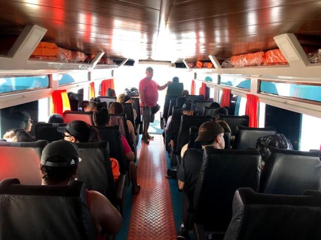 passeio barco manaus