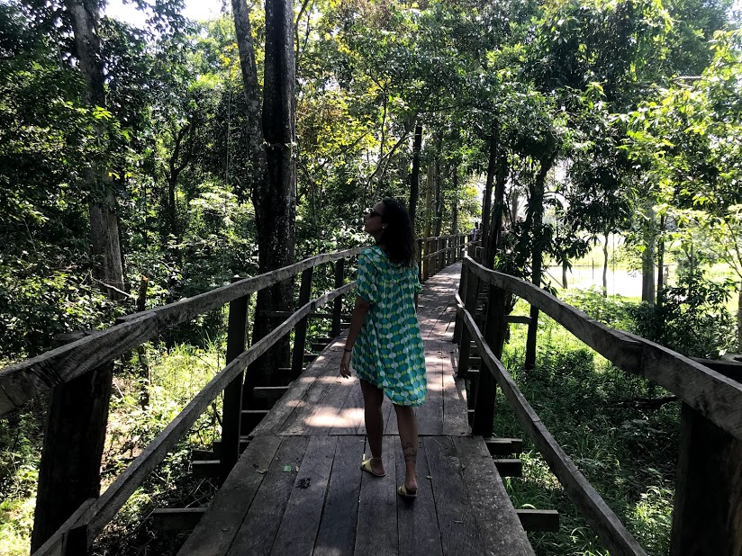 FLORESTA AMAZONICA DAY TOUR