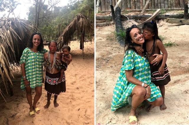 comunidade indígena Dessana Tukana