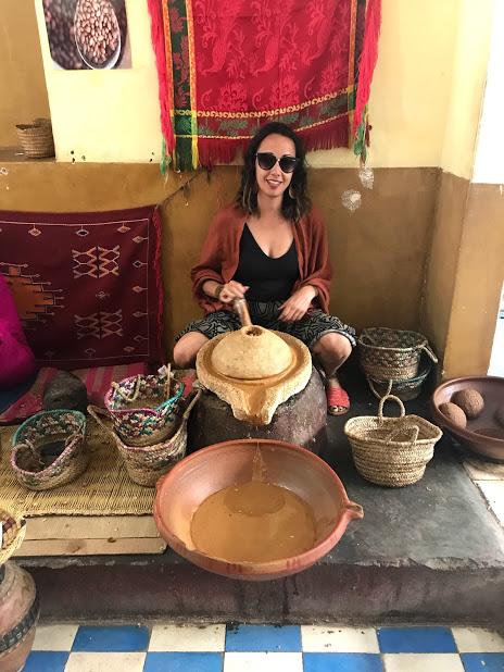onde comprar oleo argan marrocos