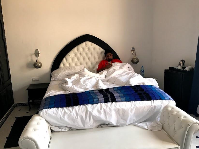 Lyna Riad Spa Chefchaouen