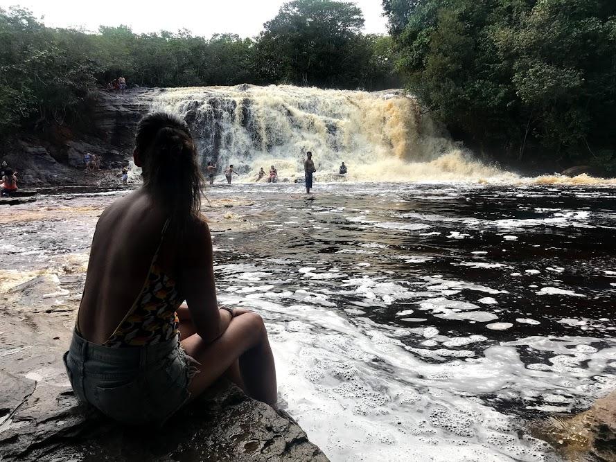 cachoeira de iracema presidente figueiredo