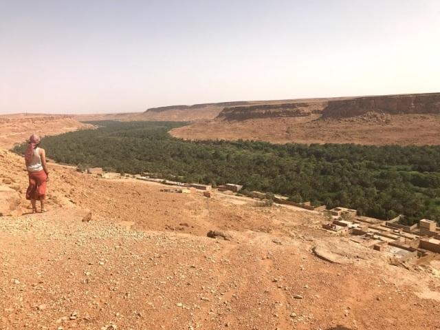 vale do ziz marrocos