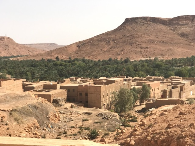 kasbah morroco