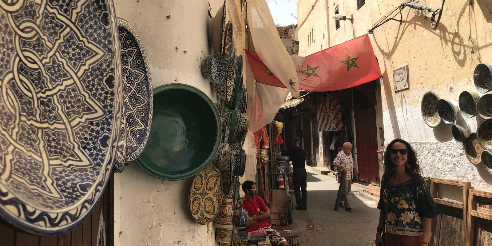 dicas fez marrocos